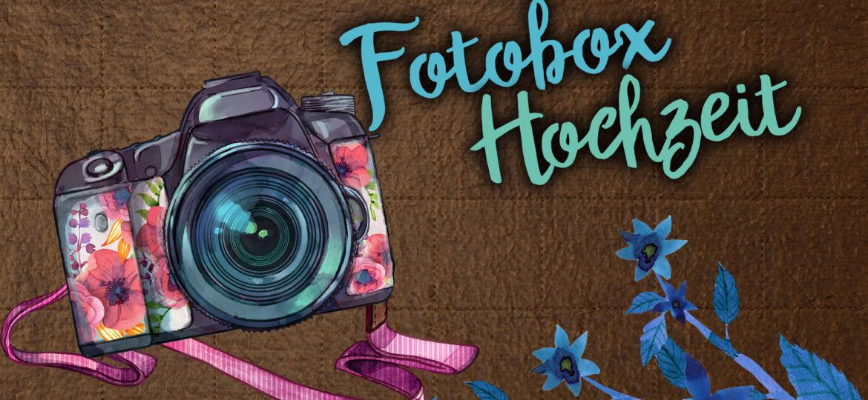 Fotobox für Ihre Hochzeit