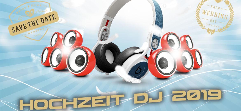Hochzeits - DJ für 2019