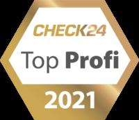 Top Profi bei Check24