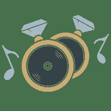 DTSaudio   DJ-Service & Eventtechnik Icon